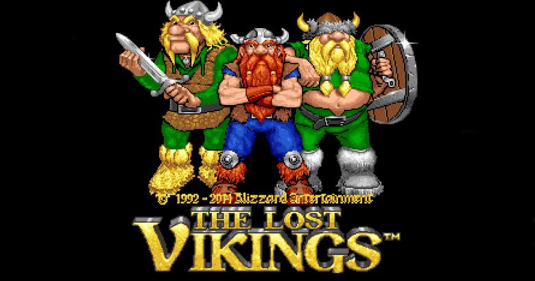Blog  1 The Lost Vikings (1993)