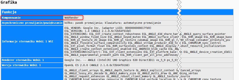 Bez nazwy 2 1 Jak włączyć WebRender w Mozilla Firefox ?