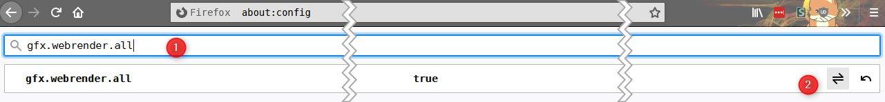 Bez nazwy 3 Jak włączyć WebRender w Mozilla Firefox ?