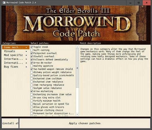 2020 10 27 14h07 36 Gramy w The Elder Scrolls III: Morrowind na telefonie z androidem !