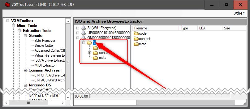 Bez nazwy 1 Jak wypakować pliki *.wud za pomocą VGMToolbox