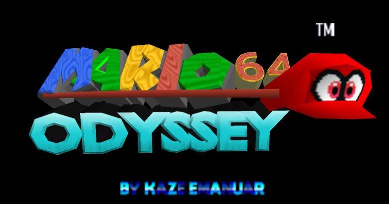 Blog  7 Gramy w Super Mario 64 Odyssey na emulatorze N64 !