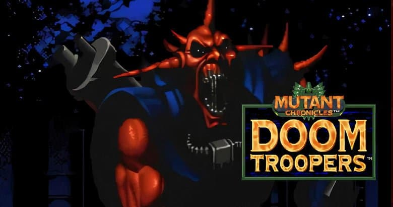 Blog 4 Doom Troopers (1995)