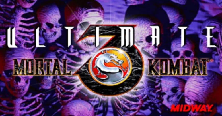 Blog  9 Ultimate Mortal Kombat 3 (1996)
