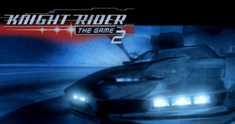 Blog  3 Knight Rider The Game 2 (2004)