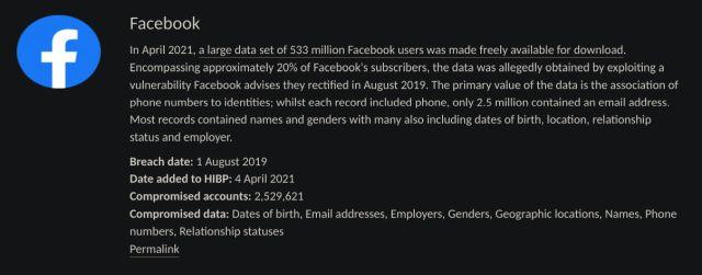 fbwyjebalo Jak sprawdzić czy nasze dane wyciekły z Facebooka ?