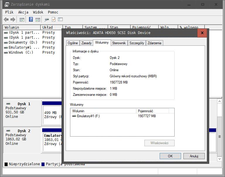 2021 05 19 12h03 43 Cztery proste metody na sprawdzenie typu tablicy partycji (GPT/MBR)