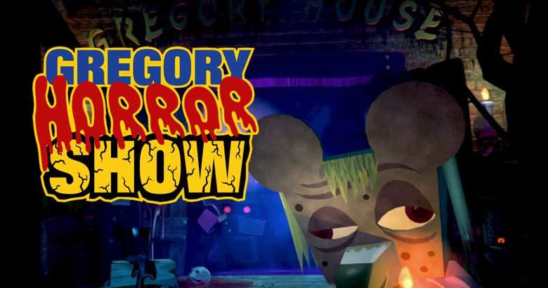 Blog  Gregory Horror Show (2003)