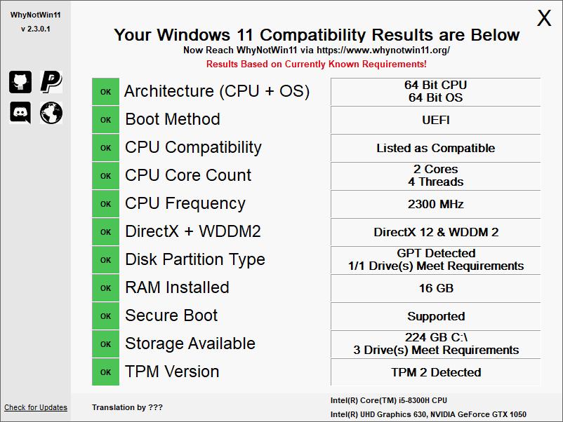 2021 06 30 12h11 48 Jak sprawdzić, czy nasz komputer spełnia wymagania sprzętowe Windows 11