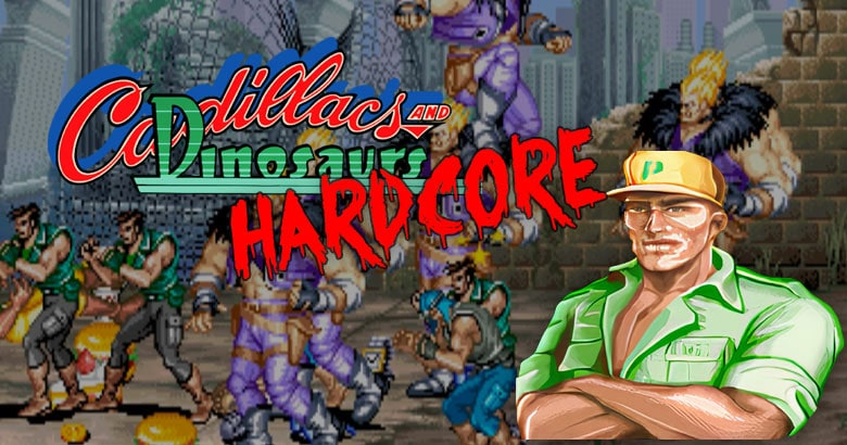Blog  5 Cadillacs and Dinosaurs Hardcore Hack
