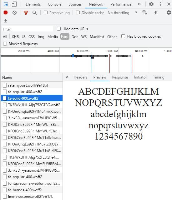 2021 07 13 12h48 24 Pobieramy font ze strony internetowej.