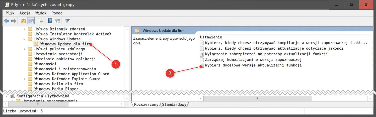 Bez nazwy 1 2 Jak zablokować aktualizację systemu Windows 10 do Windows 11 ?