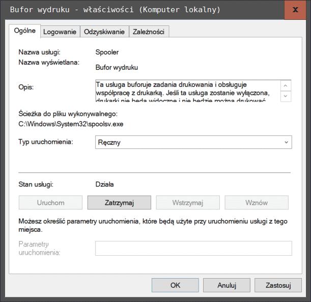 bufor Pięć usług w systemie Windows 10, które możemy śmiało dezaktywować