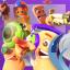 tnjpy Trofea i osiągnięcia: Worms Rumble